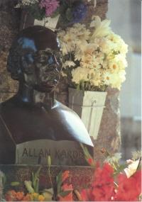 Grób Allana Kardeca